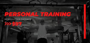 Personal Training Introduction Package