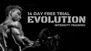 EVOLUTION intensity training free trial